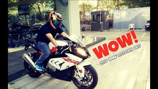 Superbike Shopping - 2017 BMW S1000RR - Walk-around & Exhaust Note