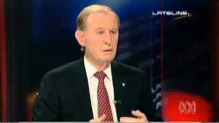 David Murray Interview with ABC Lateline - 28.09.12