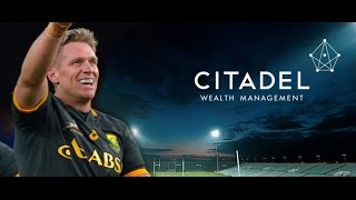 Citadel and Jean de Villiers present: The road to recovery - part two
