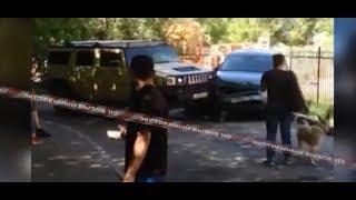 GTA в Петербурге: неадекват на Хаммере таранит пешеходов!