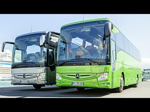 Mercedes-Benz Tourismo 2018 - LUXURY BUS