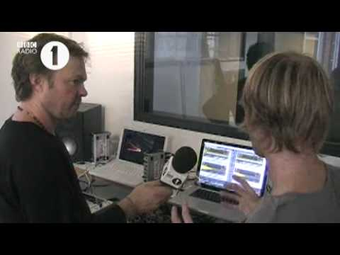 Richie Hawtin talks to Pete Tong