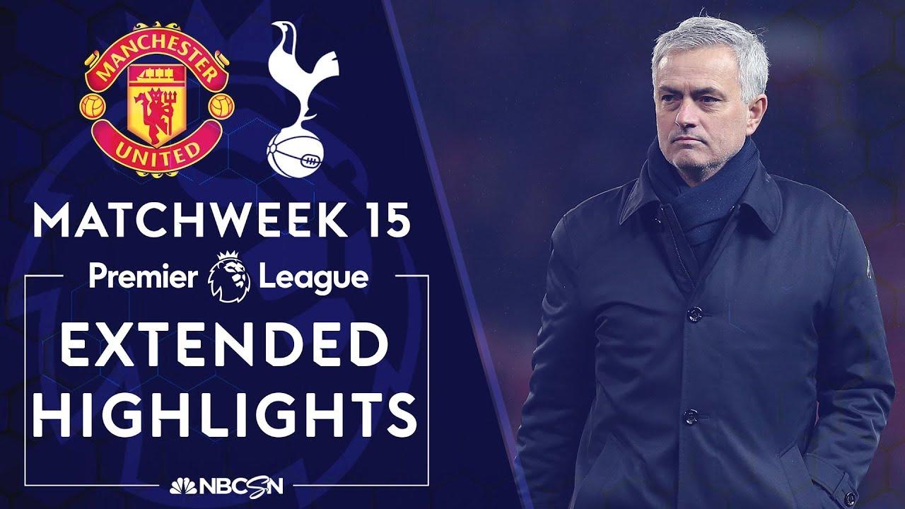 Manchester United vs. Tottenham score: Rashford's brace spoils ...