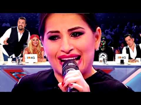 Printesa de Aur - De la inceput la X Factor