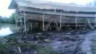 The ark located in RT Lim Surabay, Zamboanga Sibugay Philippines