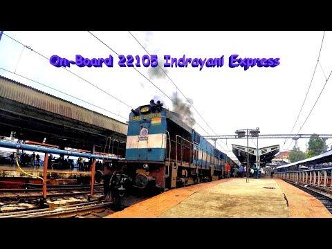 On-Board 22105 Mumbai Pune Indrayani Express Express!!!!