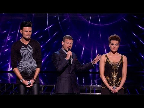 The Result - Live Week 1 - The X Factor UK 2012