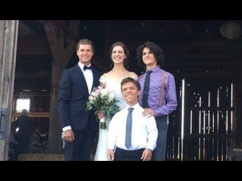 WATCH !!! 'Little People,Big World' Drama: Amy Roloff Son's Jacob Hidden In Wedding Footage