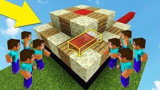 ПРОСТОЙ СПОСОБ КАК ЛОМАТЬ КРОВАТИ НА БЕД ВАРСЕ - Minecraft Bed Wars