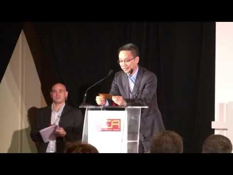 15 Asian Telecom Winners named in Singapore #ACA13