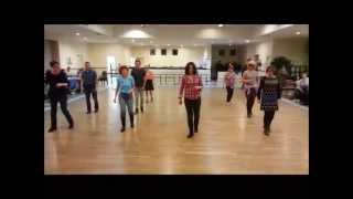 chorégraphie line dance: Addicted to your love