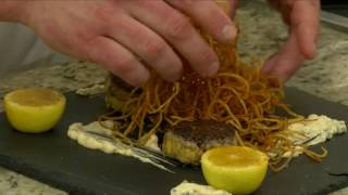 Upper Valley Chef with Dan Black of the Equinox Resort - Today's Special: Crab Cakes