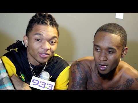 Rae Sremmurd on Black Beatles being #1 &...