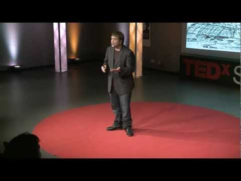 Cupid Facebook: From Advertisements to Singularity: Danny Mekić at TEDxSaxionUniversity