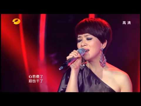 湖南卫视我是歌手-陈明《新不了情》-20130222
