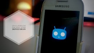 CM 12.1 ROM for Samsung galaxy star (GT-S5282)    Quick review
