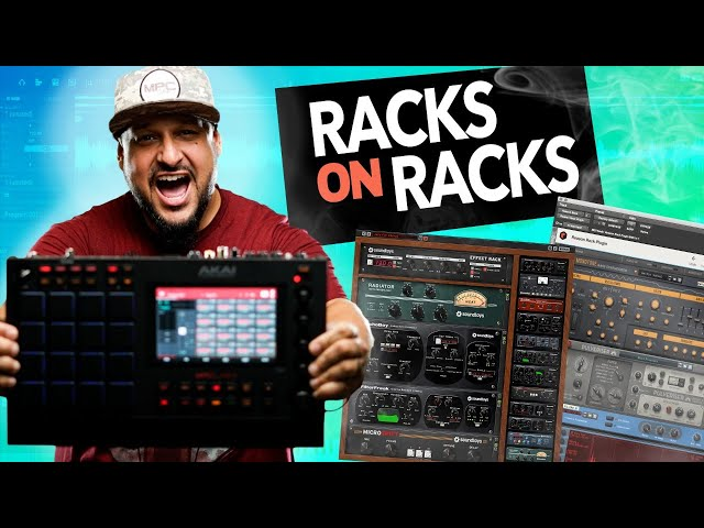 🔴Making a Loop Kit/Sample Pack with Reason, Soundtoys and MPC Live 2