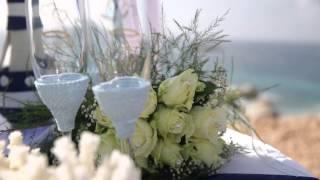 Свадьба на Кипре(Поделитесь этим видео с друзьями! https://youtu.be/g1xelQUMmxc Пусть они тоже узнаю, какая красивая была эта свадьба..., 2015-05-18T11:24:36.000Z)
