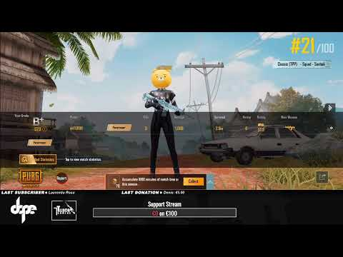 Scrim T1 / NH SQ / PUBG MOBILE / LIVE
