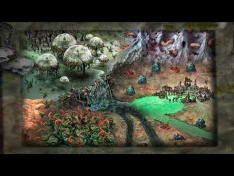 Mapping The Mortal Realms 2 - The Vengance Of Azyr