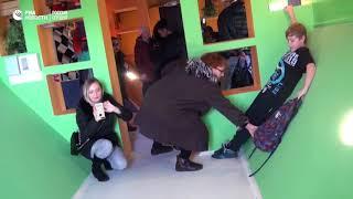"""""""Дом-перевертыш"""" в Уфе"""