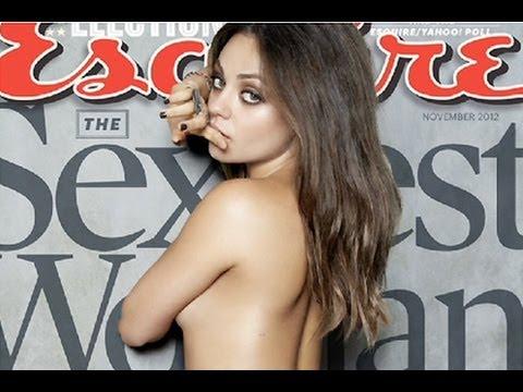 Briten verbieten Mila-Kunis-Werbung