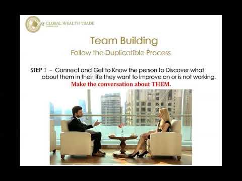 Business Building Dynamics using a System & Team Etiquette