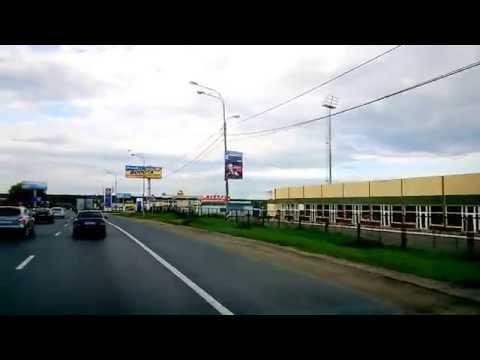 Дмитровское шоссе в районе д.Шолохово
