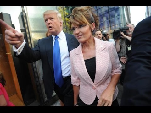 Sarah Palin To Be Trump's Secretary Of Stupid