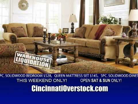 Cincinnati Overstock Warehouse Furniture Sale Youtube