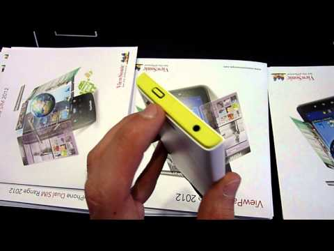 ViewSonic ViewPhone 4s Hands On