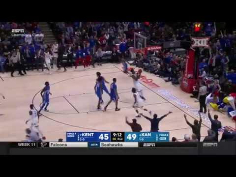 Kentucky vs Kansas Men