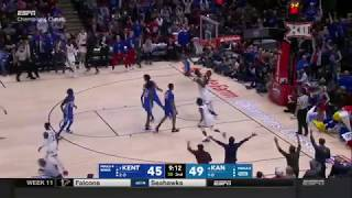 Kentucky vs Kansas Men's Basketball Highlights