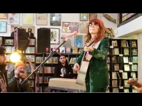 Jenny Lewis At Fingerprints Records Part One - 3/23/2019