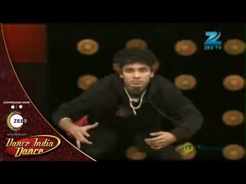 Raghavs Final Audition Shocked Mithunda - Dance India Dance Season 3