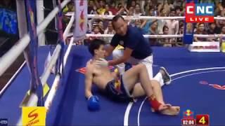 រឿង សារ័ត្ម Reung Saroth Vs (Thai) Ananchai, CNC TV Boxing, 19/May/2018