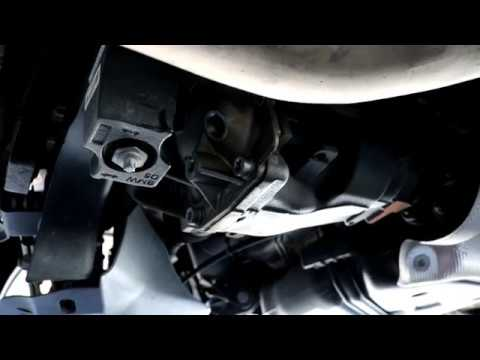 2011+ BMW 3-Series F30 Rear Differential Fluid Replacement! Quick and easy!