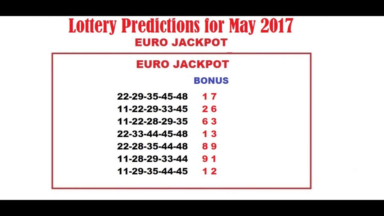 lottery prediction