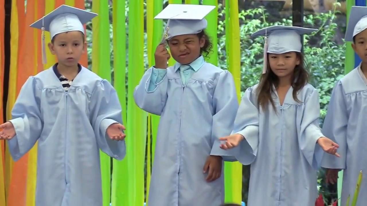 Moving Up To Kindergarten\
