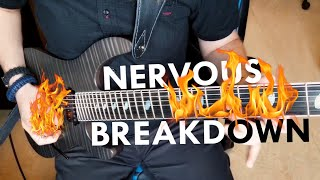 Brad Paisley - Nervous Breakdown cover (Making a shredder guitar sound like a Telecaster)