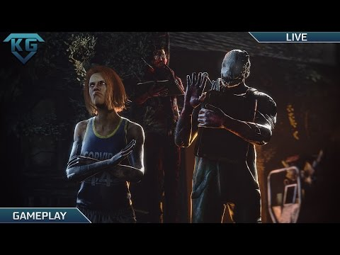 Dead by Daylight LIVE! | Kang & Friends! Funny SWF & KYF! | 1080p 60FPS!