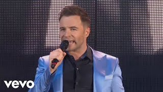 Westlife - Uptown Girl (The Farewell Tour) (Live at Croke Park, 2012)