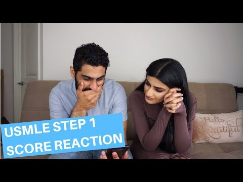 USMLE STEP 1 SCORE REACTION!!! | Medbros - YouTube