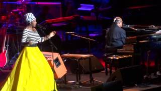 Stevie Wonder w/ India Arie - Saturn - MSG Nov 6 14