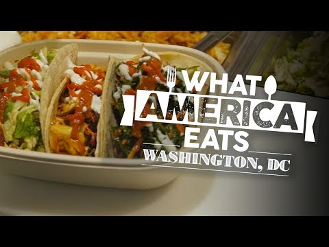 Washington DC | What America Eats