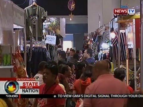 SONA: Noel Bazaar Kung Saan Tampok Ang Celebrity Ukay-ukay, Nagbukas Na