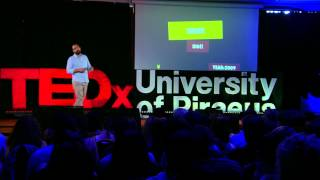 Fear of Change | Tasos Veliadis | TEDxUniversityofPiraeus