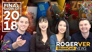 Final Bitcoin Cash Update of 2018, Bitcoin Cash Zoo? Pay Using SMS & Big Adoption News Teased Again!