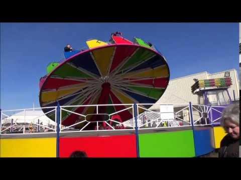 Butlins Skegness Funfair 2015