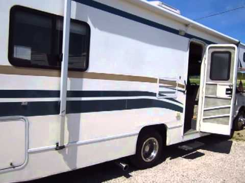 Used 2000 fleetwood tioga class c motorhome haylettrv for Used class c motor home